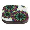 KESS InHouse Bright by Alison Coxon Coaster (Set of 4)