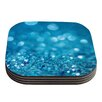 KESS InHouse Swimming by Beth Engel Coaster (Set of 4)
