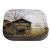 KESS InHouse Mail Pouch Barn by Angie Turner Coaster (Set of 4)