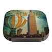 KESS InHouse New York by iRuz33 Coaster (Set of 4)