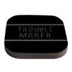 KESS InHouse Trouble Maker by Skye Zambrana Coaster (Set of 4)