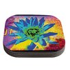 KESS InHouse Wild Lotus by Anne LaBrie Coaster (Set of 4)