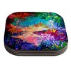 KESS InHouse Welcome to Utopia by Ebi Emporium Rainbow Coaster (Set of 4)