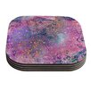 KESS InHouse Universe by Marianna Tankelevich Coaster (Set of 4)