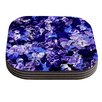 KESS InHouse Floral Fantasy by Ebi Emporium Coaster (Set of 4)