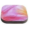 KESS InHouse Pastel Haze by Heidi Jennings Coaster (Set of 4)