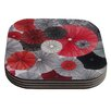 KESS InHouse Kyoto by Heidi Jennings Coaster (Set of 4)
