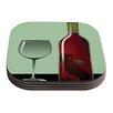 KESS InHouse California Wine by Thomas Fuchs Coaster (Set of 4)