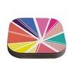 KESS InHouse Boldly Bright by Belinda Gillies Coaster (Set of 4)