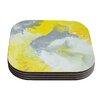 KESS InHouse Make A Mess by CarolLynn Tice Coaster (Set of 4)