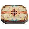 KESS InHouse Naranda by Nina May Coaster (Set of 4)