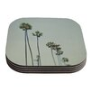 KESS InHouse Timeless by Myan Soffia Coaster (Set of 4)