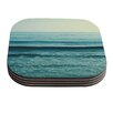 KESS InHouse Somewhere by Myan Soffia Coaster (Set of 4)