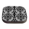 KESS InHouse Versailles DLKG Design Coaster (Set of 4)
