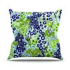 KESS InHouse Persuasin by Ebi Emporium Throw Pillow