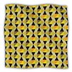 KESS InHouse Onyx by Louise Machado Fleece Throw Blanket