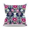 KESS InHouse Turkish Vase by Laura Nicholson Throw Pillow