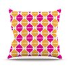 KESS InHouse Moroccan Dreams by Apple Kaur Designs Throw Pillow