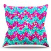 KESS InHouse Scattered by Beth Engel Throw Pillow