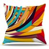 KESS InHouse Demy World by Danny Ivan Throw Pillow