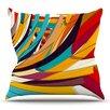 KESS InHouse Demy World by Danny Ivan Throw Pillow