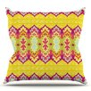 KESS InHouse Bohemia by Amanda Lane Throw Pillow