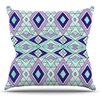 KESS InHouse Gems by Pom Graphic Throw Pillow
