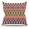 KESS InHouse Sequoyah Tribals by Amanda Lane Throw Pillow