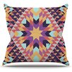 KESS InHouse Ticky Ticky by Danny Ivan Throw Pillow
