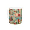 KESS InHouse My Fair Milwaukee by Allison Beilke 11 oz. City Ceramic Coffee Mug