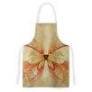 KESS InHouse Papillon by Alison Coxon Artistic Apron