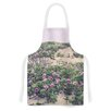 KESS InHouse Morning at the Beach by Ann Barnes Flowers Artistic Apron