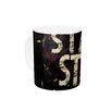 KESS InHouse Stay Strong by Alexa Nicole 11 oz. Ceramic Coffee Mug