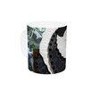 KESS InHouse Panda by Art Love Passion 11 oz. White Ceramic Coffee Mug