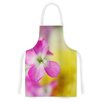 KESS InHouse Lucky One by Beth Engel Floral Photography Artistic Apron