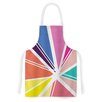 KESS InHouse Boldly Bright by Belinda Gillies Artistic Apron