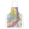 KESS InHouse The Painted Quilt by Catherine Holcombe Artistic Apron