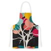 KESS InHouse Lovely Tree by Danny Ivan Branches Artistic Apron