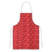 KESS InHouse Glass Half-Full by Holly Helgeson Artistic Apron