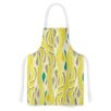 KESS InHouse Barengo Sunshine by Gill Eggleston Artistic Apron