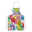 KESS InHouse Fruits by Danii Pollehn Rainbow Artistic Apron
