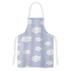 KESS InHouse Happy Clouds by Heidi Jennings Artistic Apron
