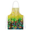 KESS InHouse My Paintings by Ebi Emporium Multicolor Artistic Apron