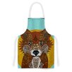 KESS InHouse Colored Fox by Art Love Passion Artistic Apron
