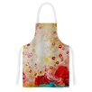 KESS InHouse Summer Days by Ebi Emporium Tan Artistic Apron