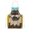 KESS InHouse Otter in Water by Art Love Passion Blue Artistic Apron