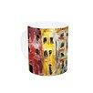 KESS InHouse Cinque Terre by Josh Serafin 11 oz. Ceramic Coffee Mug