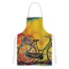 KESS InHouse To Go by Josh Serafin Bicycle Artistic Apron