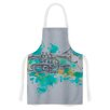 KESS InHouse Hunting For Jazz by Kira Crees Artistic Apron