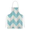 KESS InHouse Salt Water Cure by Catherine McDonald Artistic Apron